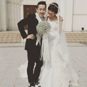 広島で行われた結婚式では、サプライズで新郎新婦のダンスも披露されたようですよー!相当盛り上がったでしょうね!